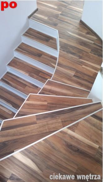 Jak zrobić schody z paneli