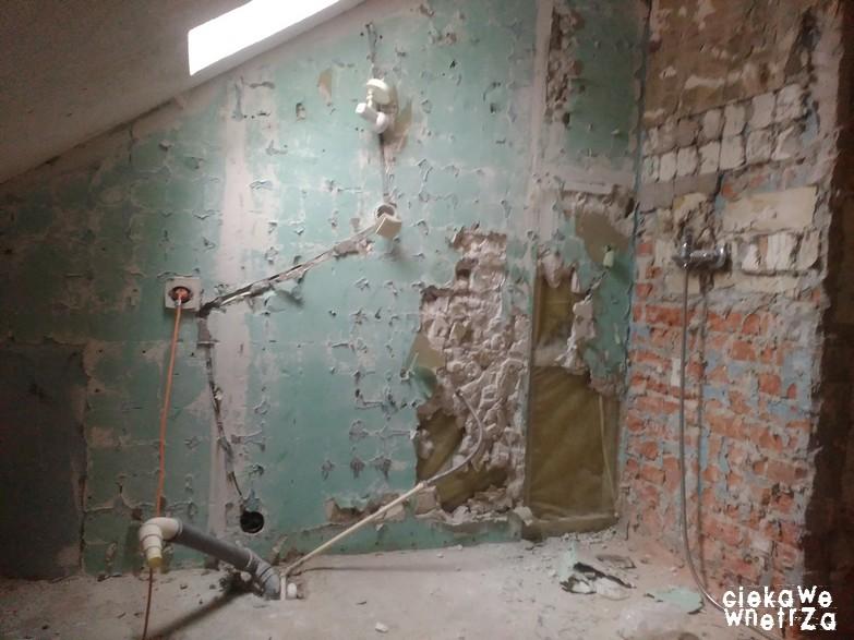 Malutka łazienka Na Działce Ciekawe Wnętrza